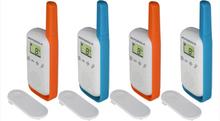 Motorola T42 Quad - Walkie Talkie