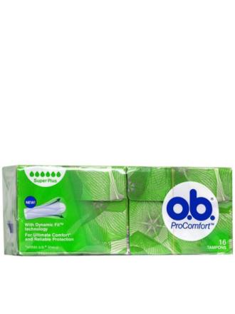 o.b ProComfort Super plus 16p