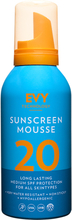 EVY Sunscreen Mousse 20 Medium SPF, 150ml EVY Technology Solskydd