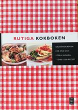 Rutiga kokboken - grundkokboken för små och stora hushåll. Över 1500 recept