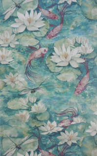 Water Lily - W7148-02