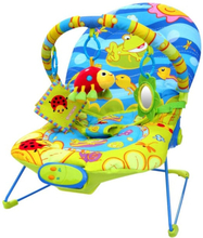 Ladida Sitteri Happy Frog Baby Bouncer
