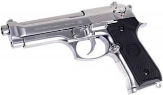 WE - M92 GEN2 Silver - Semi/Fullauto