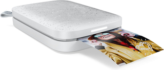 HP Sprocket Photo Printer White