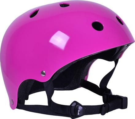 SFR Essentials - Klistermærkehjelm pink
