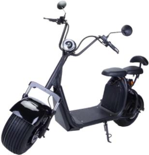 OBG Rides elektrisk scooter 1000w 60v