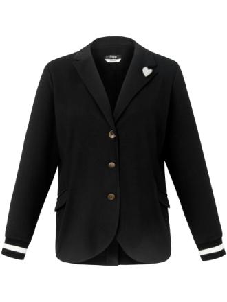 Jerseykavaj från FRAPP svart