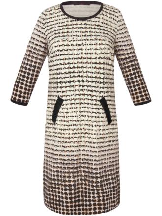 Jerseyklänning från Emilia Lay mångfärgad