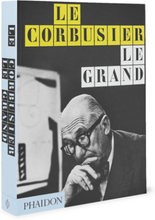 Le Corbusier Le Grand Paperback Book - Black