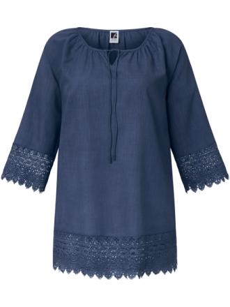 Tunika från Emilia Lay blå