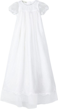 NAME IT Pitkä Tyllinen Kastemekko Women White