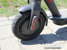 El-løbehjul Xl-500PRO - Sort