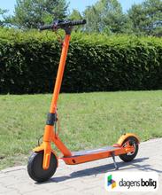 El-løbehjul Xl-500PRO - Orange