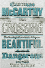 Border Trilogy Volume 2: Crossing by Cormac McCarthy (Paperback)