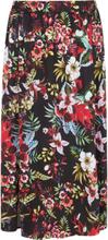 Lång kjol från Emilia Lay mångfärgad