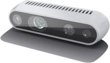 Intel RealSense Depth Camera D435i - Nettkamera - 3D - utendørs, innendørs - farge - 1920 x 1080 - USB-C