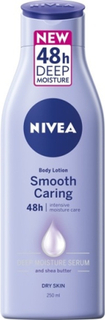 Nivea Smooth Caring Body Lotion 250 ml
