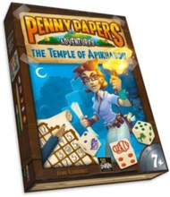 Penny Papers: Temple of Apikhabou, Strategiapeli (EN)