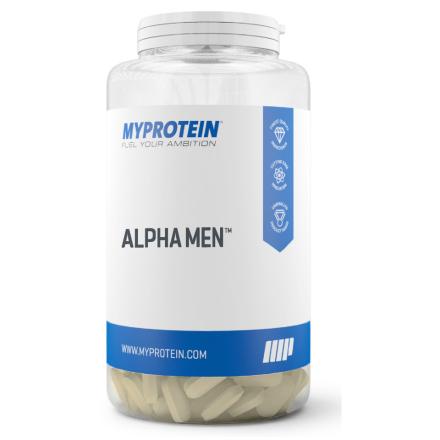 Alpha Men Multivitamin - 120tablets - Unflavoured
