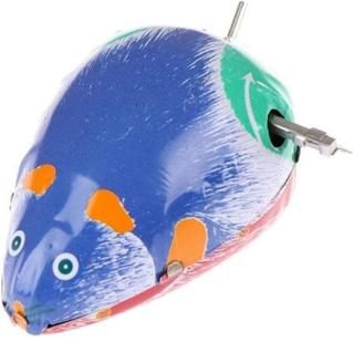 Børn klassisk tin afvikling urværk legetøj, springe jern frø kanin pik legetøj actionfigurer legetøj til børn børn klassisk legetøj - 1