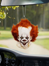 1 STÜCK Halloween Puppe Anhänger Kreative Horror Spielzeug Zombies Skelett Zwerg Dekoration Auto Rückspiegel Hängen Lust