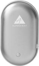 Alpenheat Powerbank Handvärmare 4200mAh, USB, 3 lägen, 4,5 - 6,5 t