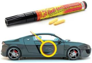 Lackpenna För Repor i Billack - Repborttagare för bil