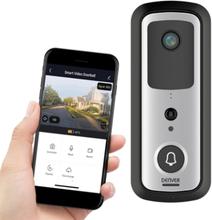 Videodörrklocka med Wi-FI-funktion
