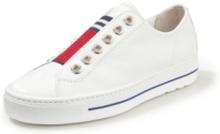 Sneakers dekoröljetter från Paul Green vit