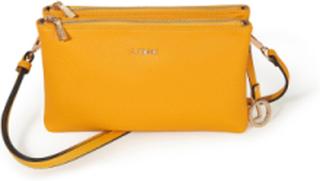 Väska variabel rem från L. Credi gul