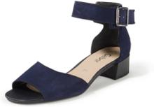 Sandaler justerbar vristrem från Gabor blå