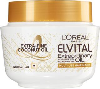 Loreal Paris Elvital Extraordinary Oil Coconut Multi-use hair Mask 300 ml