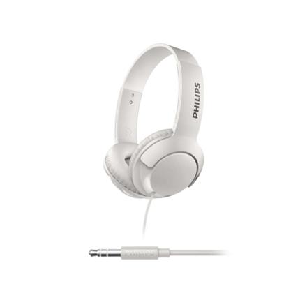Philips Bass+ One Ear Headphones SHL3070BK - VITA