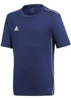 adidas Trenings T-Skjorte Core 18 - Navy/Hvit Barn