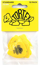 Dunlop Tortex Standard 0.73mm, 12 pcs.