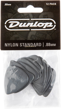 Dunlop Nylon Standard 0.88mm, 12 pcs.