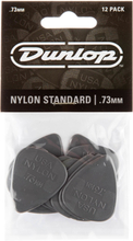 Dunlop Nylon Standard 0.73mm, 12 pcs.