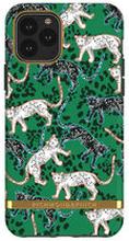 Mobilskal Freedom Green Leopard för iPhone 11 Pro Max