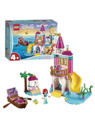 Disney 41160 Ariels slot ved havet - Proshop