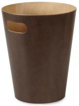Umbra - Woodrow - Papirkurv, Espresso/natur