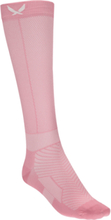 Soc Muscle Support Compression Sock Juoksusukat FLAMINGO PINK