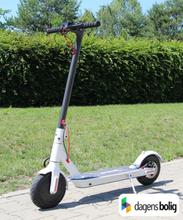 El-løbehjul Xl-500PRO - Hvid