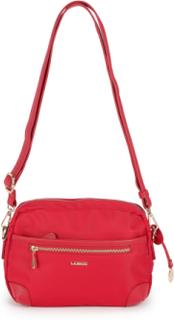 Väska för kvinnor från L. Credi röd