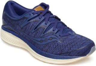 Triumph Iso 5 Shoes Sport Shoes Running Shoes Blå Saucony