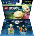 Lego Dimensions - Krusty Fra The Simpsons Fun Pack - Gucca