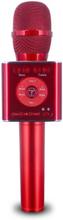Not specified Trådlös Karaoke mikrofon med Bluetooth högtalare 2x5W röd