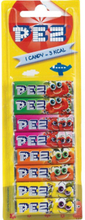 8 stk Pez Fruity Mix Refills