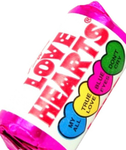 1 stk Swizzels Love Hearts Mini 13 gram