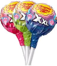 1 stk Chupa Chups XXL Lollipop med Tuggummi 29 gram