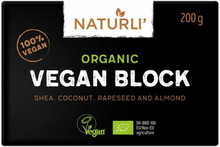 Vegan Block Organic